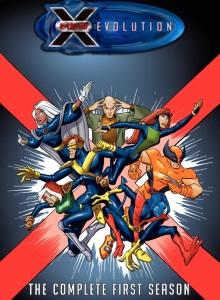 Люди Икс: Эволюция 1 сезон