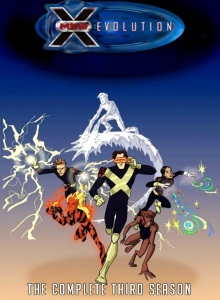 Люди Икс: Эволюция 3 сезон