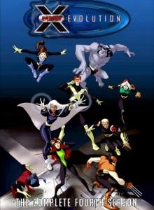 Люди Икс: Эволюция 4 сезон