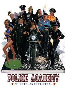 Полицейская академия 1 сезон