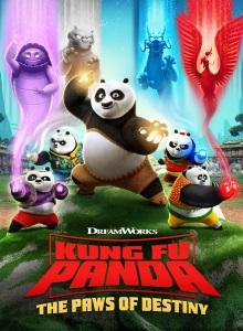 Кунг-фу панда: Лапки судьбы 1 сезон