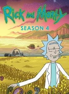 Рик и Морти 4 сезон