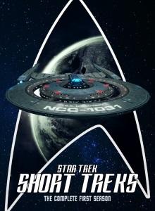 Звёздный путь: Короткометражки 1 сезон