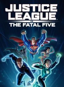 Лига Справедливости против Смертоносной Пятёрки