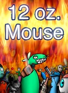 Поллитровая мышь 3 сезон