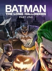 Бэтмен: Долгий Хеллоуин 1 часть