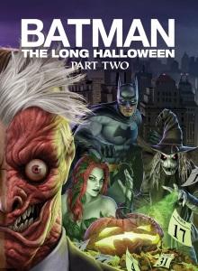 Бэтмен: Долгий Хеллоуин 2 часть