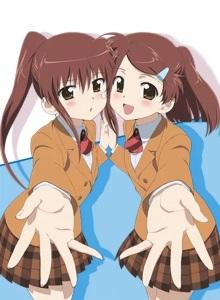 Поцелуй сестёр OVA обложка