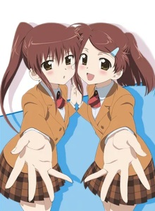 Поцелуй сестёр OVA