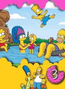 Симпсоны 3 сезон