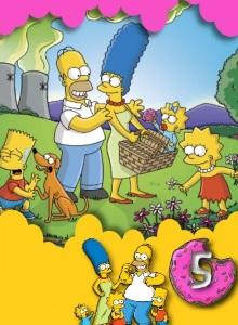 Симпсоны 5 сезон