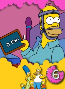 Симпсоны 6 сезон