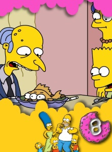 Симпсоны 8 сезон