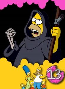 Симпсоны 13 сезон