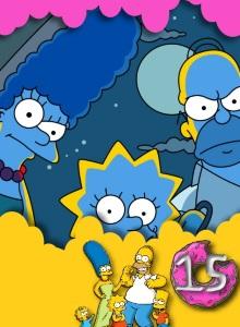 Симпсоны 15 сезон