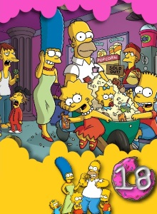 Симпсоны 18 сезон