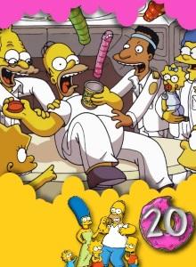 Симпсоны 20 сезон