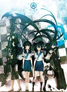 Стрелок с Чёрной скалы OVA