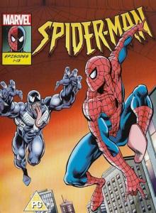 Человек паук 1 сезон (Начало)