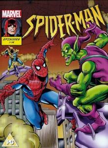 Человек паук 3 сезон (Отцовские грехи)