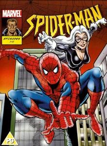 Человек паук 4 сезон (Друзья в опасности) обложка