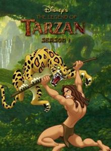 Легенда о Тарзане 1 сезон
