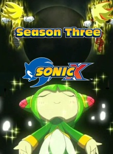 Соник Икс 3 сезон