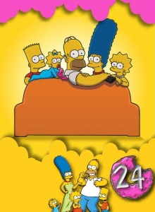 Симпсоны 24 сезон