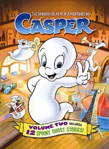 Каспер, который живёт под крышей 2 сезон