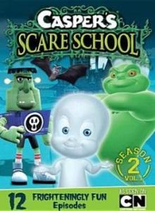 Каспер: Школа страха 2 сезон 2012