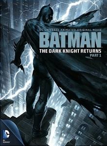 Бэтмен: Возвращение Тёмного рыцаря 1 часть обложка