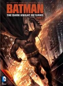 Бэтмен: Возвращение Тёмного рыцаря 2 часть