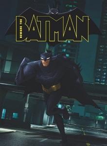Берегитесь Бэтмен 1 сезон обложка