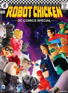 Робоцып: Специально для DC Comics