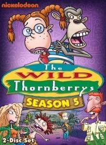 Дикая семейка Торнберри 5 сезон 2003