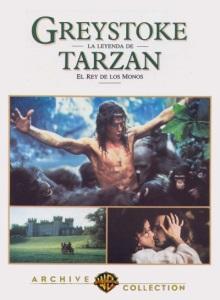 Грейстоук: Легенда о Тарзане, повелителе обезьян обложка